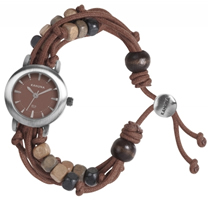 Buy Kahuna Ladies Beaded Friendship Bands Watch - KLF-0011L online