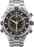 Buy Timex Intelligent Quartz Mens Compass Watch - T2N738 online