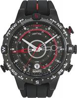 Buy Timex Intelligent Quartz Mens Compass Watch - T2N720 online