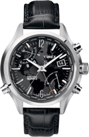 Buy Timex Traveller Mens World Time Watch - T2N943 online