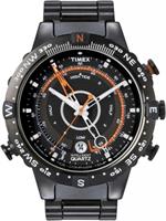 Buy Timex Intelligent Quartz Mens Compass Watch - T2N723 online