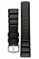 Buy Hirsch Extreme Rubber Watch Strap - 40498850-2-22 online