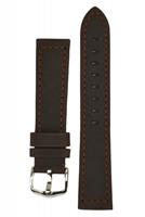 Buy Hirsch Terra Leather Watch Strap - 04633010-2-20 online