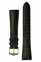 Buy Hirsch London Alligator Leather Watch Strap - 04207059-1-20 online