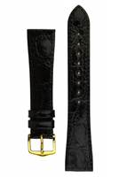 Buy Hirsch Genuine Croco Leather Watch Strap - 18920850-1-18 online