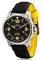 Buy Sector Black Eagle Mens Date Display Watch - R3251189025 online