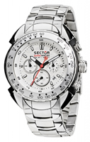 Buy Sector Shark Master Mens Chronograph Watch - R3271689025 online
