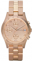 Buy Marc by Marc Jacobs Henry Ladies Chronograph Watch - MBM3074 online