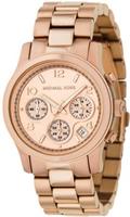 Buy Michael Kors Runway Ladies Chronograph Watch - MK5128 online