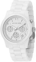 Buy Michael Kors Ladies Chronograph Ceramic Watch - MK5161 online