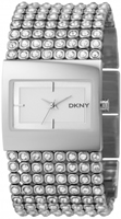 Buy DKNY Essentials & Glitz Ladies Stone Set Watch - NY4661 online