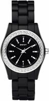 Buy DKNY Ladies Stone Set Watch - NY8146 online