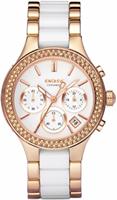 Buy DKNY Ceramix Ladies Chronograph Watch - NY8183 online