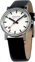 Buy Mondaine A6583030011SBB Quartz Evo Unisex Watch online