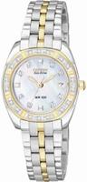 Buy Citizen Paladion Diamond EW1594-55D Ladies Watch online