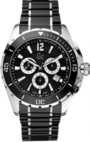 Buy Gc Sport Class XXL Ceramic Mens Chronograph Watch - X76002G2S online