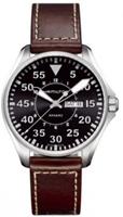Buy Hamilton Khaki Pilot H64611535 Mens Watch online