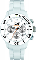 Buy Ice-Watch Ice-Chrono Large White Watch CH.WE.B.P online