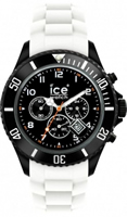 Buy Ice-Watch Ice-Chrono Large Black & White Watch CH.BW.B.S online