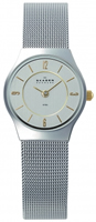 Buy Skagen Ladies Two-tone Mesh Watch - 233XSGSC online