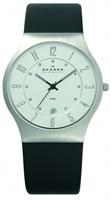 Buy Skagen Mens Leather Watch - 233XXLSLC online