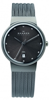 Buy Skagen Ladies Stainless Steel Watch - 355SMM1 online