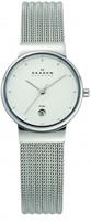 Buy Skagen Ladies Stainless Steel Watch - 355SSS1 online