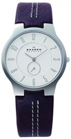 Buy Skagen Mens Seconds Dial Watch - 433LSL1 online