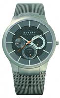 Buy Skagen Titanium Mens 24hr Watch - 809XLTTM online