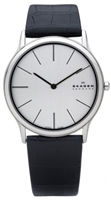 Buy Skagen Mens Leather Watch - 858XLSLC online