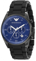 Buy Emporio Armani Tazio Mens Chronograph Watch - AR5921 online
