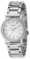 Buy DKNY Essentials & Glitz Ladies Mother of Pearl Dial Watch - NY4791 online