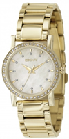 Buy DKNY Essentials & Glitz Ladies Mother of Pearl Dial Watch - NY4792 online
