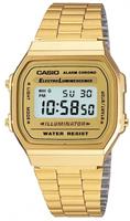 Buy Casio Classic A168WG-9EF Unisex Watch online