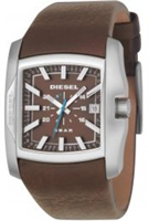 Buy Diesel NSBB Shadow Mens Leather Watch - DZ1179 online