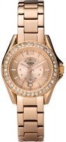 Buy Fossil Mini Riley Ladies Crystal Watch - ES2889 online