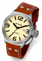 Buy TW Steel Canteen TW1 Unisex Watch online