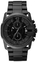 Buy Diesel Blackout Goose Mens Chronograph Watch - DZ4180 online