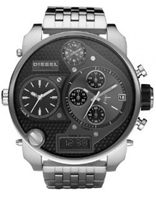 Buy Diesel Super Bad Ass Mens Chronograph Watch - DZ7221 online