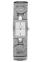 Buy DKNY Essentials & Glitz Ladies Stone Set Watch - NY4934 online