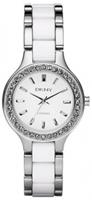 Buy DKNY Ceramix Ladies Two Tone Watch - NY8139 online