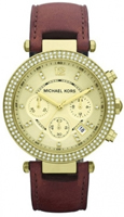 Buy Michael Kors Parker Ladies Chronograph Watch - MK2249 online