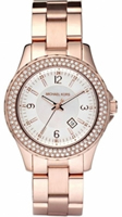 Buy Michael Kors Madison Ladies Stone Set Watch - MK5403 online
