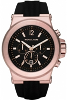 Buy Michael Kors Dylan Mens Chronograph Watch - MK8184 online