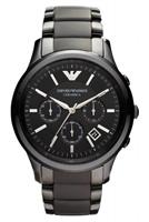 Buy Emporio Armani Renato Ceramica Mens Chronograph Watch - AR1452 online