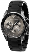 Buy Emporio Armani Tazio Mens Chronograph Watch - AR5889 online
