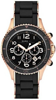 Buy Marc by Marc Jacobs Rock 40 Ladies Chronograph Watch - MBM2553 online