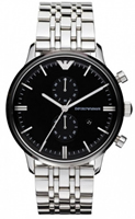 Buy Emporio Armani Gianni Mens Chronograph Watch - AR0389 online