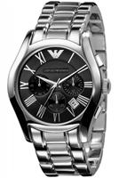 Buy Emporio Armani Valente Mens Chronograph Watch - AR0673 online