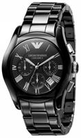 Buy Emporio Armani Valente Ceramica Mens Chronograph Watch - AR1400 online